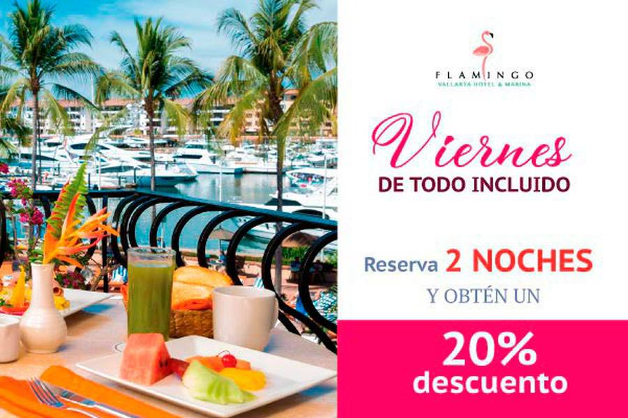 All inclusive friday! flamingo vallarta hotel & marina puerto vallarta